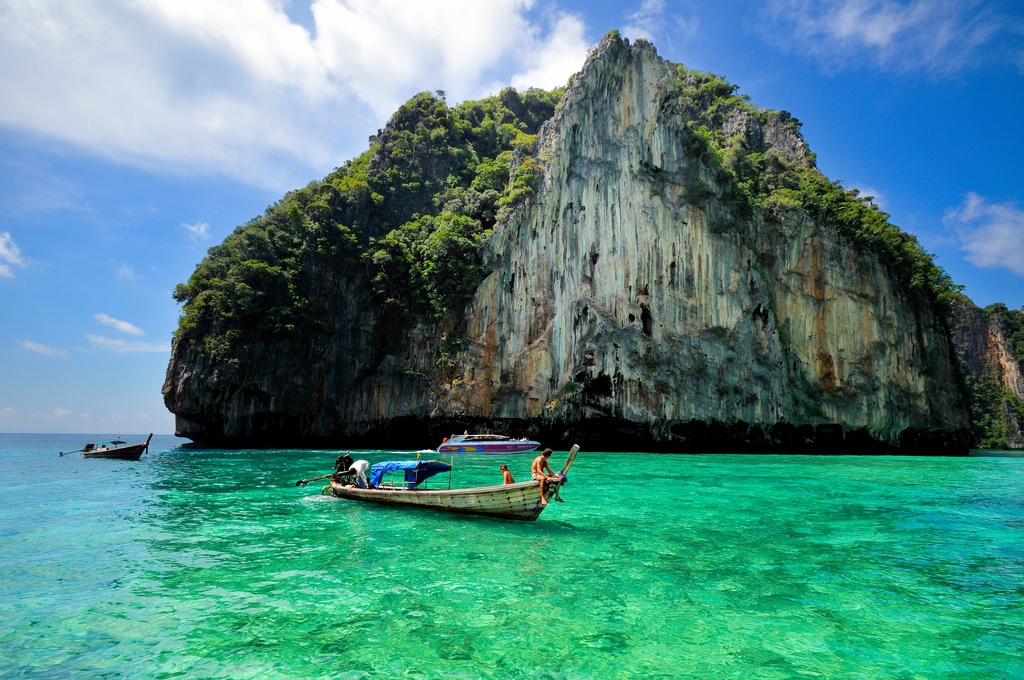 Koh Phi Phi  Places to visit in Koh Phi Phi, Thailand