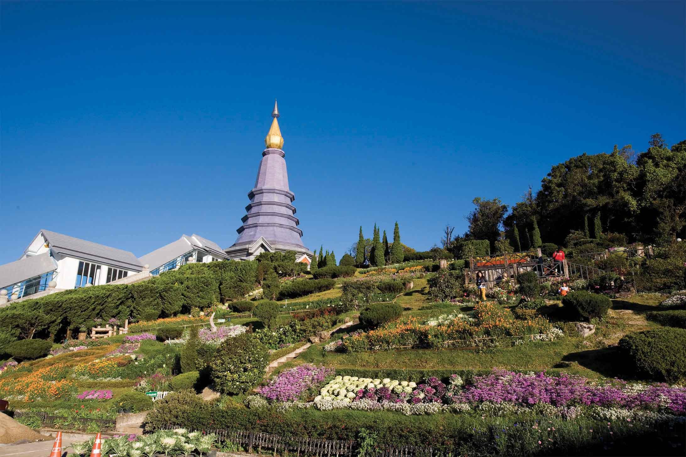 Doi Inthanon  Places to visit in Doi Inthanon, Thailand