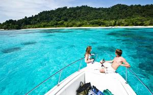 Tachai Island: Full Day Snorkeling Tour Packages
