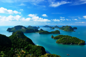 Full Day Tour To Koh Angthong Marine National Park Koh Samui Packages
